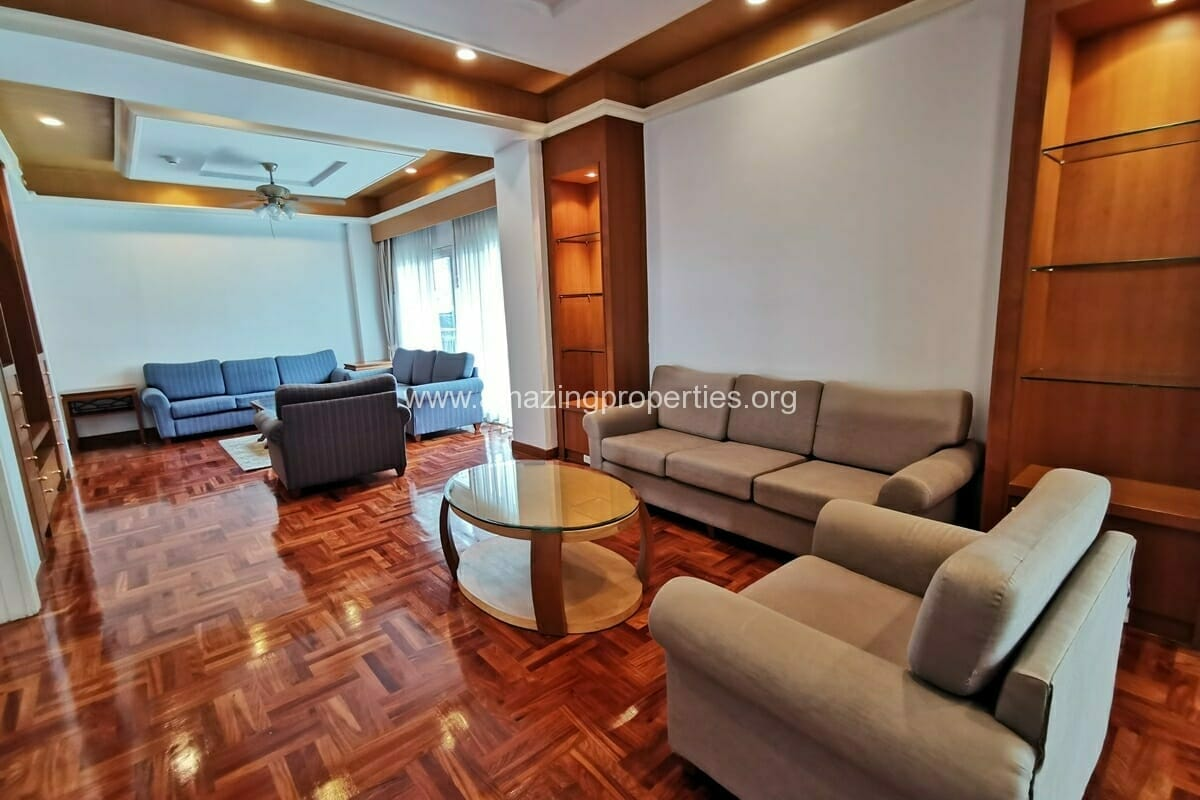 Chaidee Mansion 3 Bedroom Apartment