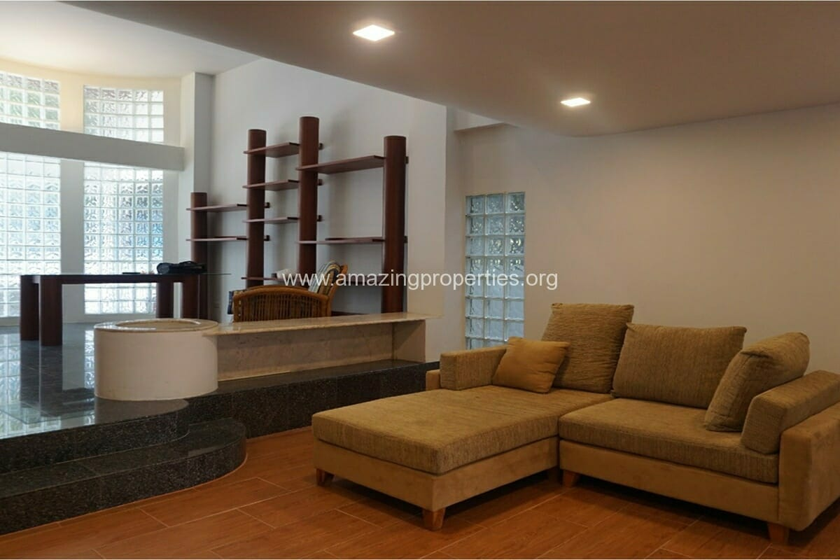 Phrom Phong 3 Bedroom house for rent