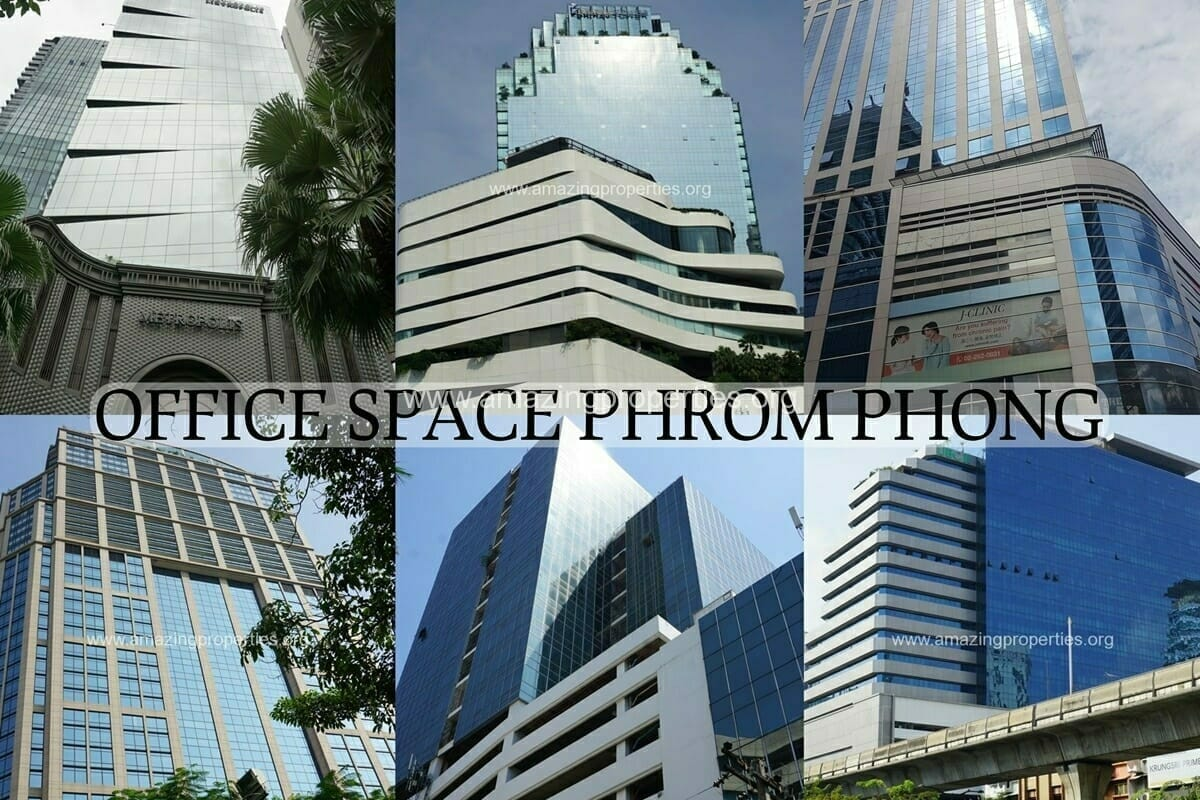 Office for rent Phrom Phong